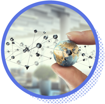 越境EC物流サービスイメージ